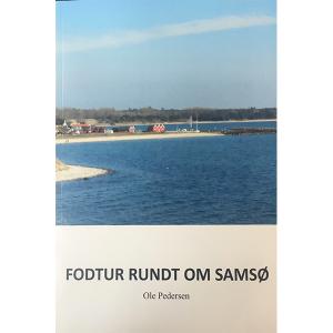 Billede af bogen Fodtur rundt om Samsø